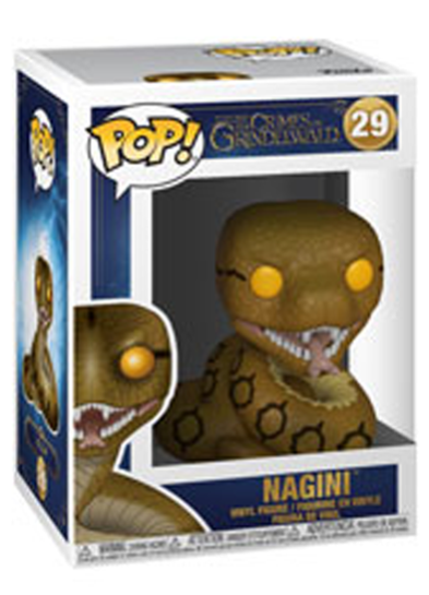 #29 Nagini | Fantastic Beasts Funko Pop! Vinyl in box