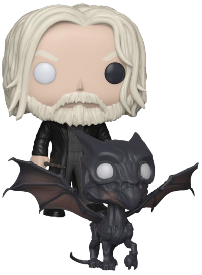 #30 Grindelwald And Thestral | Fantastic Beasts Funko Pop! Vinyl