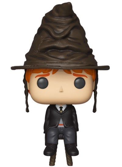 #72 Ron Weasley (Sorting Hat) | Harry Potter Funko Pop! Vinyl