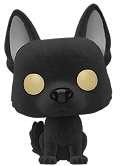 #73 Sirius Black (As Dog) (Flocked) | Harry Potter Funko Pop! Vinyl
