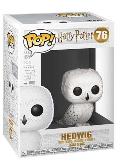 #76 Hedwig | Harry Potter Funko Pop! Vinyl in box