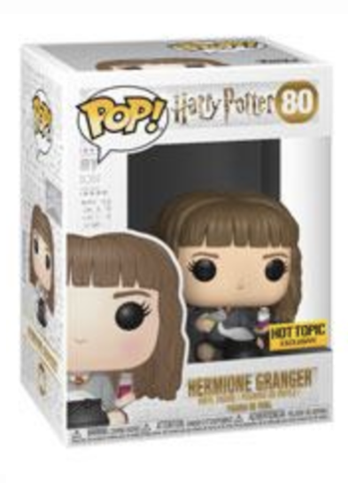 #80 Hermione Granger (With Cauldron) | Harry Potter Funko Pop! Vinyl in box