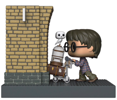 #81 Harry Potter (Entering Platform 9 ¾) (Movie Moment) | Harry Potter Funko Pop! Vinyl