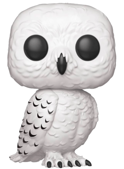 #70 Hedwig (10″ Super Sized Pop) | Harry Potter Funko Pop! Vinyl