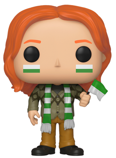 #85 George Weasley (Quidditch World Cup) (3 Pack) | Harry Potter Funko Pop! Vinyl