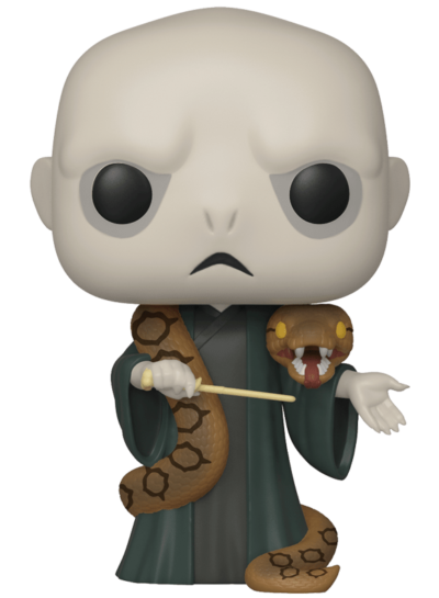 #85 Voldemort (With Nagini) | Harry Potter Funko Pop! Vinyl