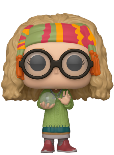 #86 Sybill Trelawney | Harry Potter Funko Pop! Vinyl