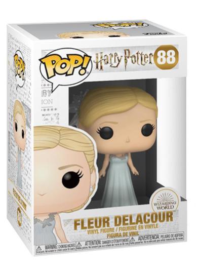 #88 Fleur Delacour (Yule Ball) | Harry Potter Funko Pop! Vinyl in box