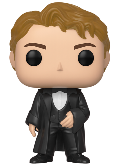 #90 Cedric Diggory (Yule Ball) | Harry Potter Funko Pop! Vinyl
