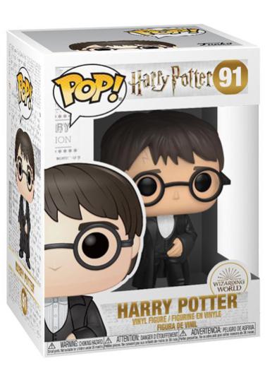 #91 Harry Potter (Yule Ball) | Harry Potter Funko Pop! Vinyl in box