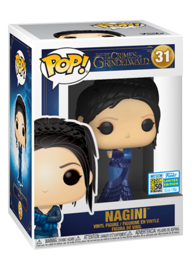 #31 Nagini | Fantastic Beasts Funko Pop! Vinyl in box