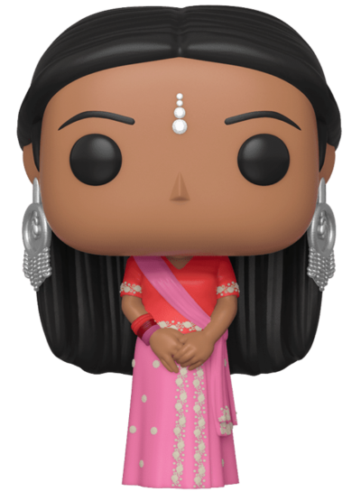 #100 Parvati Patil (Yule Ball) | Harry Potter Funko Pop! Vinyl