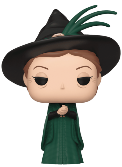 #93 Minerva McGonagall (Yule Ball) | Harry Potter Funko Pop! Vinyl
