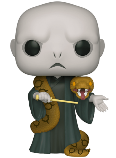 #109 Lord Voldemort (With Nagini) (10″ Super Sized Pop) | Harry Potter Funko Pop! Vinyl
