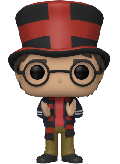 #120 Harry Potter (Quidditch World Cup) | Harry Potter Funko Pop! Vinyl