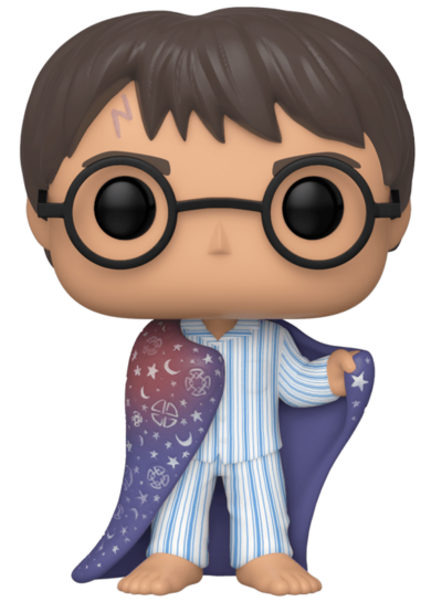 #111 Harry Potter (In Invisibility Cloak) | Harry Potter Funko Pop! Vinyl