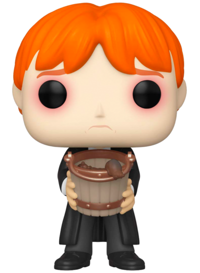 #114 Ron Weasley (Vomiting Slugs) | Harry Potter Funko Pop! Vinyl
