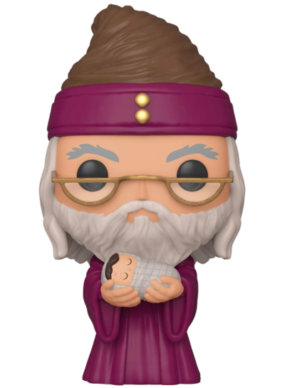 #115 Albus Dumbledore (With Baby Harry) | Harry Potter Funko Pop! Vinyl