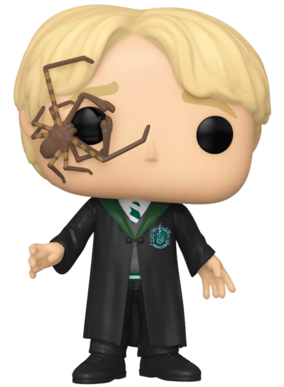#117 Draco Malfoy (With Whip Spider) | Harry Potter Funko Pop! Vinyl
