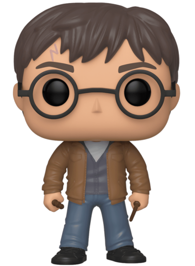 #118 Harry Potter (With Two Wands) | Harry Potter Funko Pop! Vinyl