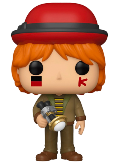 #121 Ron Weasley (Quidditch World Cup) | Harry Potter Funko Pop! Vinyl