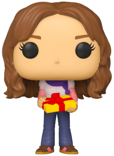 #123 Hermione Granger (Holiday) | Harry Potter Funko Pop! Vinyl