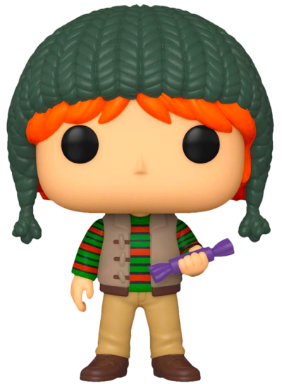 #124 Ron Weasley (Holiday) | Harry Potter Funko Pop! Vinyl