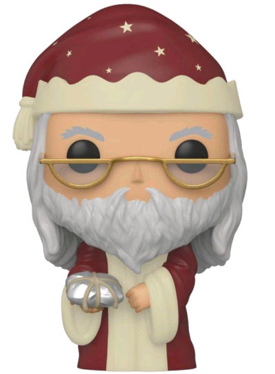 #125 Albus Dumbledore (Holiday) | Harry Potter Funko Pop! Vinyl