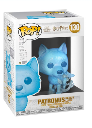 #130 Patronus (Remus Lupin) | Harry Potter Funko Pop! Vinyl in box